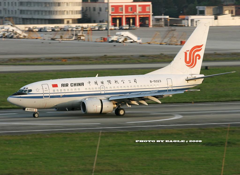 Re:[原创]全方位的CTU.(时间:06-08) BOEING 737-600 B-5023 中国成都双流机场