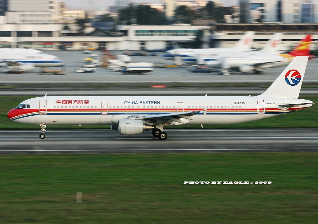 Re:[原创]全方位的CTU.(时间:06-08) AIRBUS A321-200 B-6345 中国成都双流机场