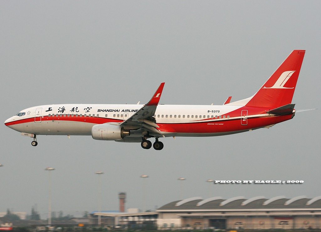 Re:[原创]全方位的CTU.(时间:06-08) BOEING 737-800 B-5370 中国成都双流机场