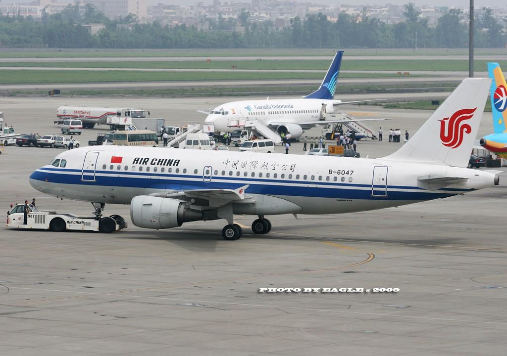 Re:[原创]全方位的CTU.(时间:06-08) AIRBUS A319-100 B-6047 中国成都双流机场
