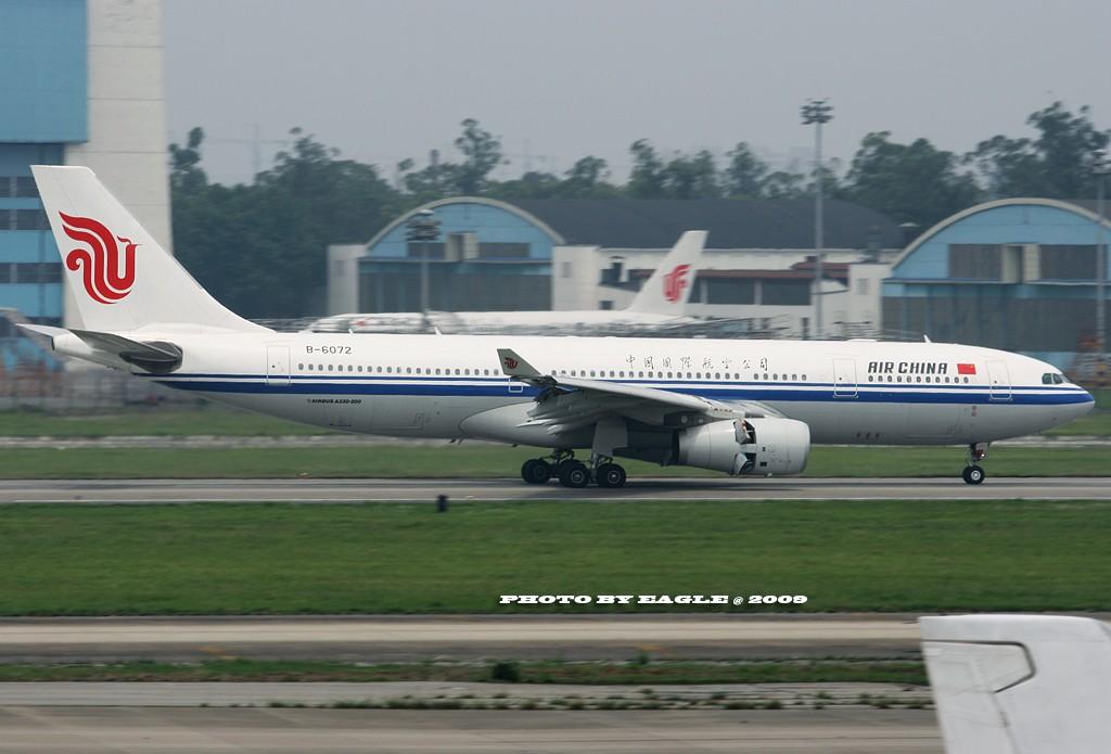 Re:[原创]全方位的CTU.(时间:06-08) AIRBUS A330-200 B-6072 中国成都双流机场