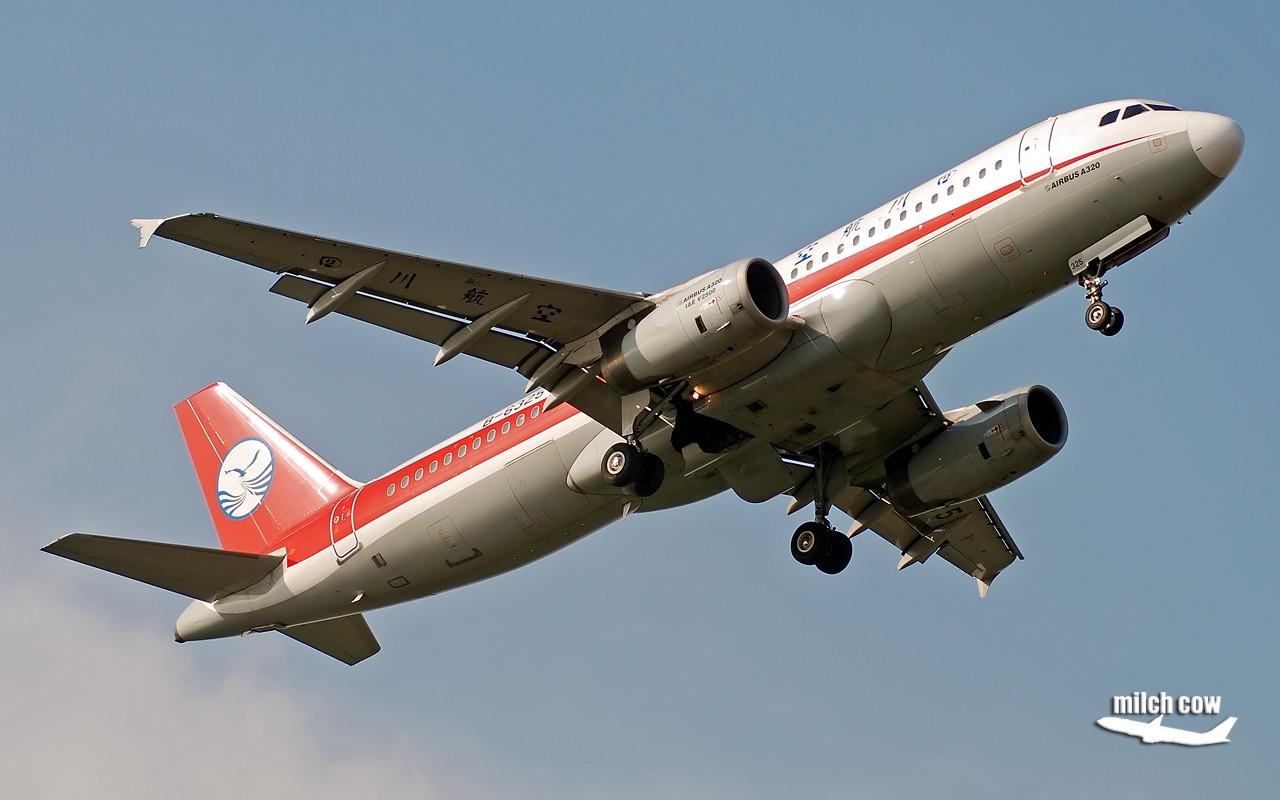 Re:[原创]全方位的CTU.(时间:06-08) AIRBUS A320 B-6325 中国成都双流机场