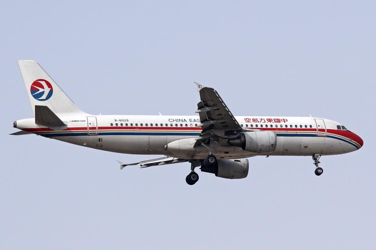 Re:[原创]西安咸阳机场拍机 新位置,新角度,大家看看如何 AIRBUS A320-200 B-6029 中国西安咸阳机场