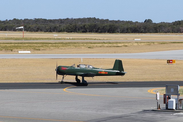 Re:[原创]南航西澳飞行学院5分钟游