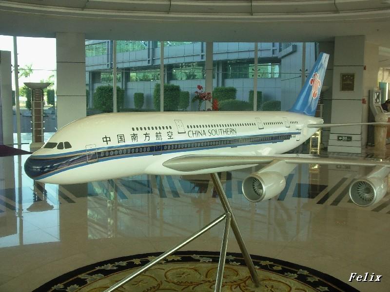 Re:[原创]最新南航A380。。很美 很精细 A380