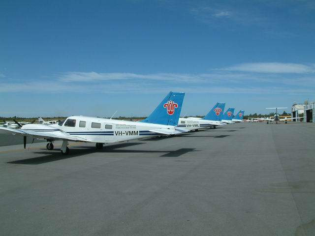 Re:[原创]南航西澳飞行学院5分钟游 PA-34  perth-jandakot