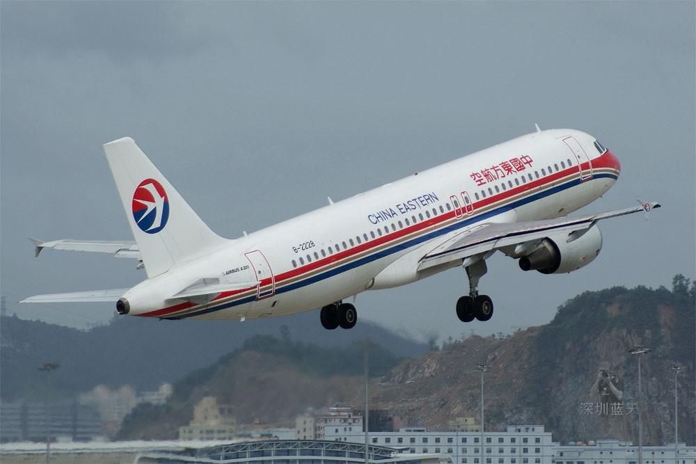 Re:[原创]【深圳打机队】把自己拍过的东航飞机做个小小的总结,欢迎大家按一楼没有出现的飞机编号跟图,我们一起来完善东航飞机系列图! AIRBUS A320-200 B-2228 中国深圳宝安机场