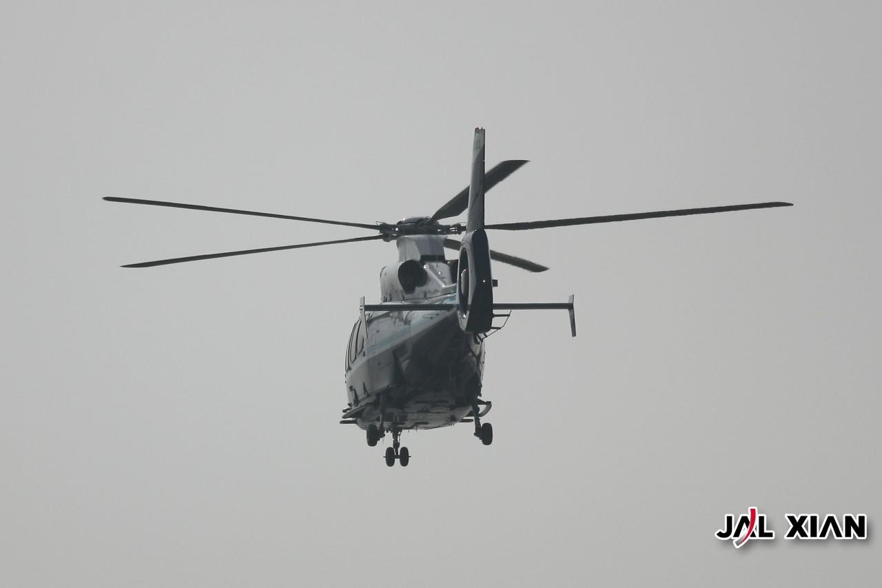 [原创]『JAL XIAN与飞机系列』我在虹桥的一天,没有不是好东西的!(2月12号更新) UH-12E B-31001 中国上海虹桥机场