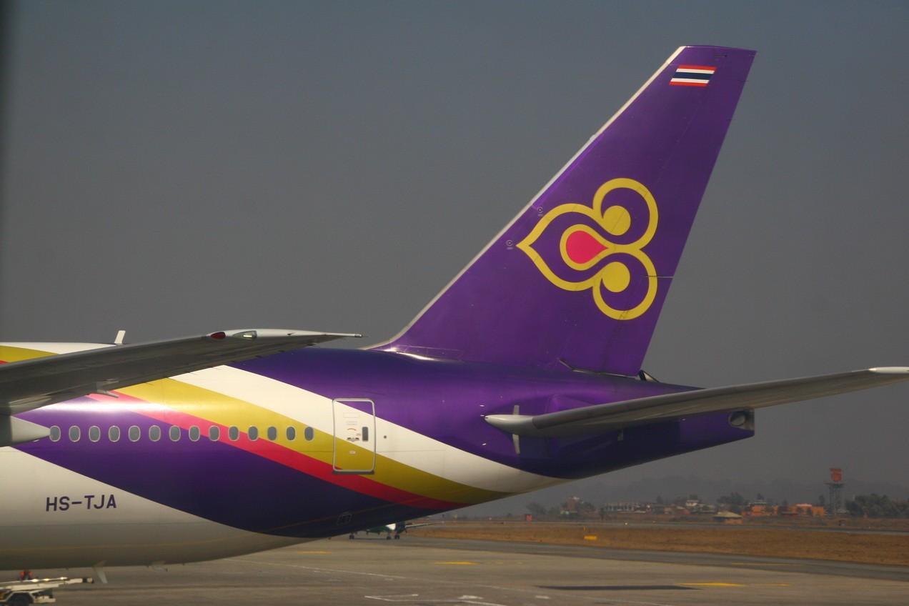 Re:[原创]游走尼泊尔,加德满都机场KTM与尼泊尔航空RA巡礼 BOEING 777 HS-TJA Nepal KATHMANDU trIBHUVAN