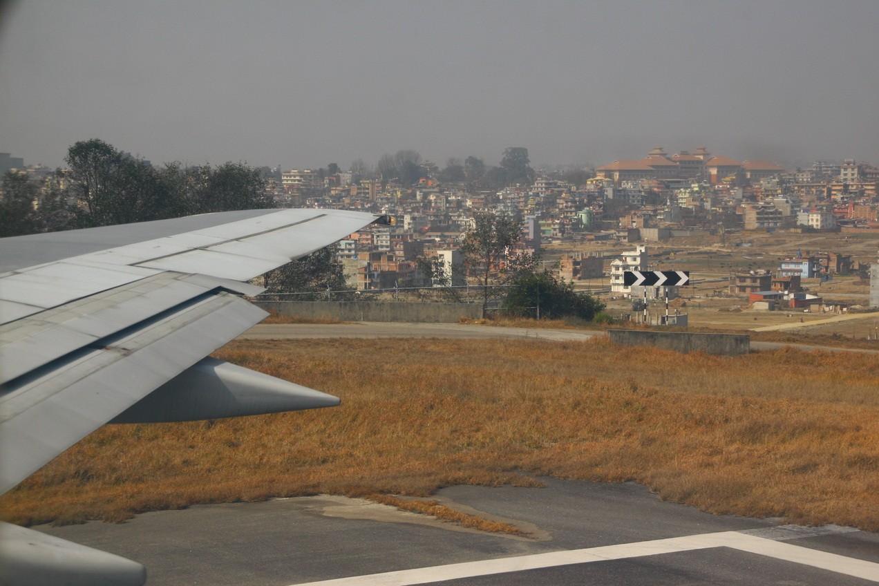 Re:[原创]游走尼泊尔,加德满都机场KTM与尼泊尔航空RA巡礼 BOEING 757 9N-ACA Nepal KATHMANDU trIBHUVAN