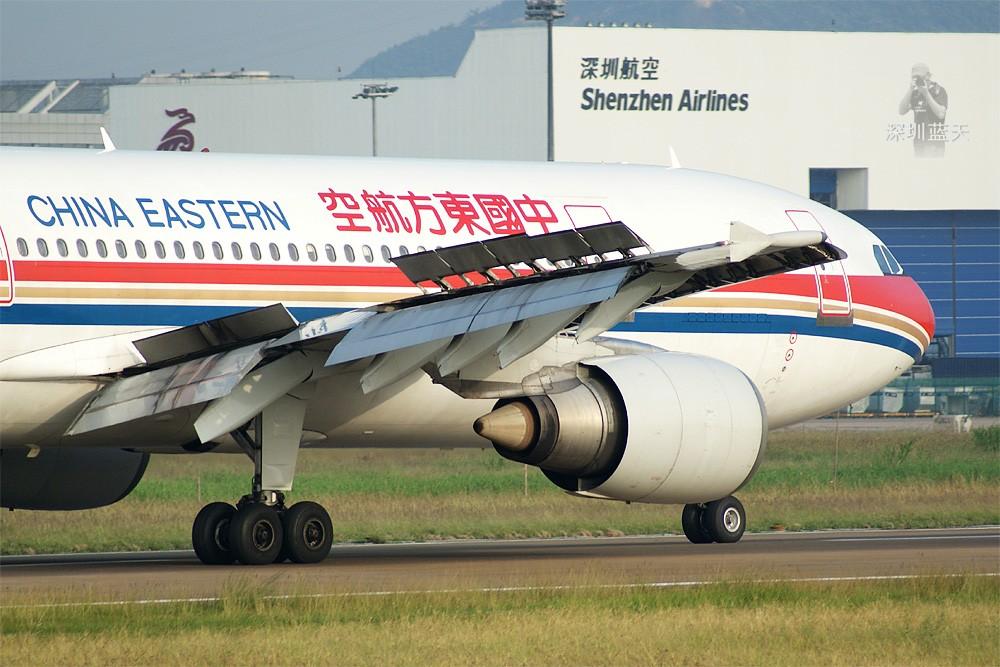 Re:[原创]【深圳打机队】把自己拍过的东航飞机做个小小的总结,欢迎大家按一楼和看图指南里没有出现的飞机编号跟图,我们一起来完善东航飞机系列图! AIRBUS A300-600R B-2318 中国深圳宝安机场