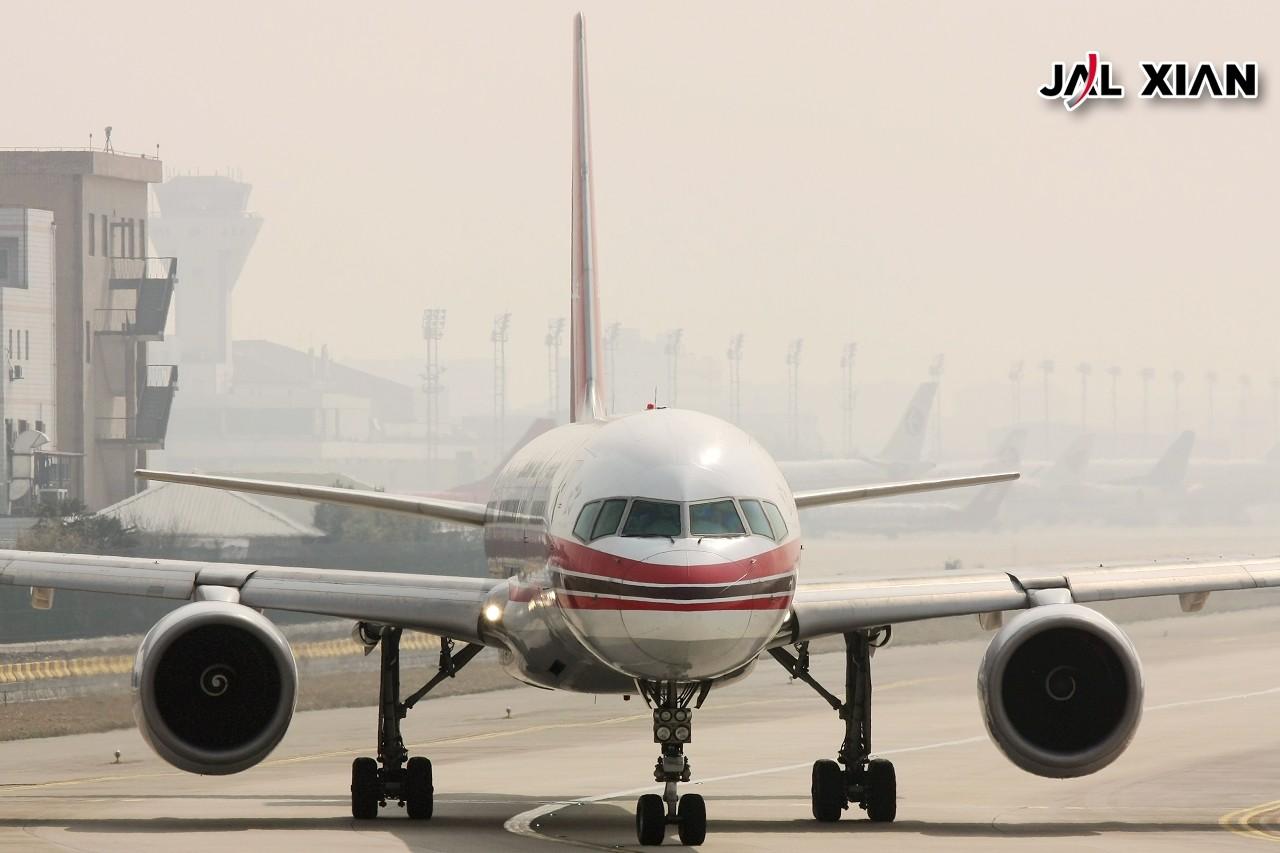 Re:[原创]『JAL XIAN与飞机系列』我在虹桥的一天 BOEING 757-200 B-2858 中国上海虹桥机场