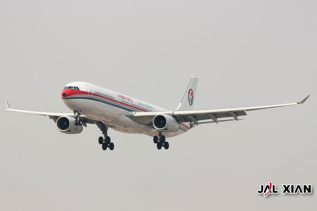 Re:[原创]『JAL XIAN与飞机系列』我在虹桥的一天.2月12号更新 AIRBUS A330-300 B-6129 中国上海虹桥机场
