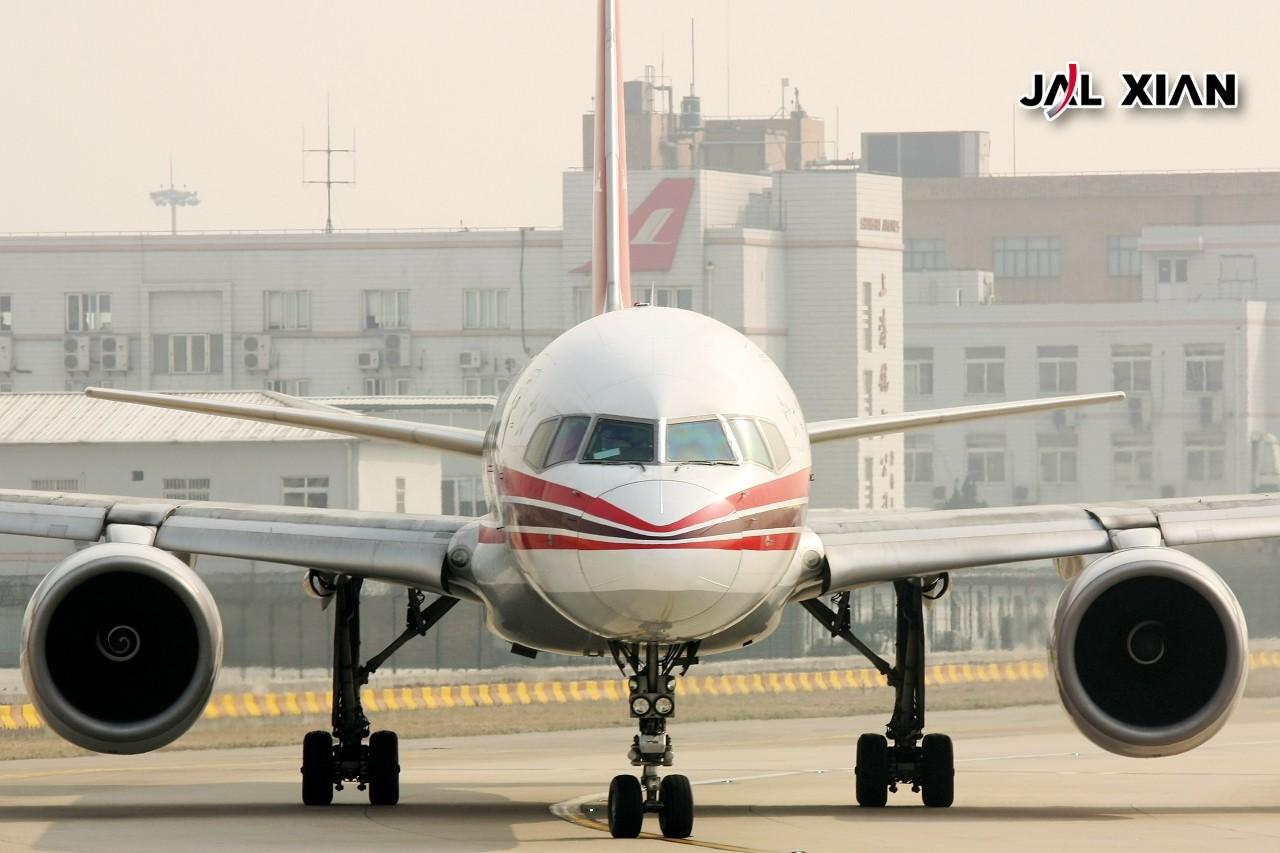 Re:[原创]『JAL XIAN与飞机系列』我在虹桥的一天.2月12号更新 BOEING 757-200 B-2842 中国上海虹桥机场