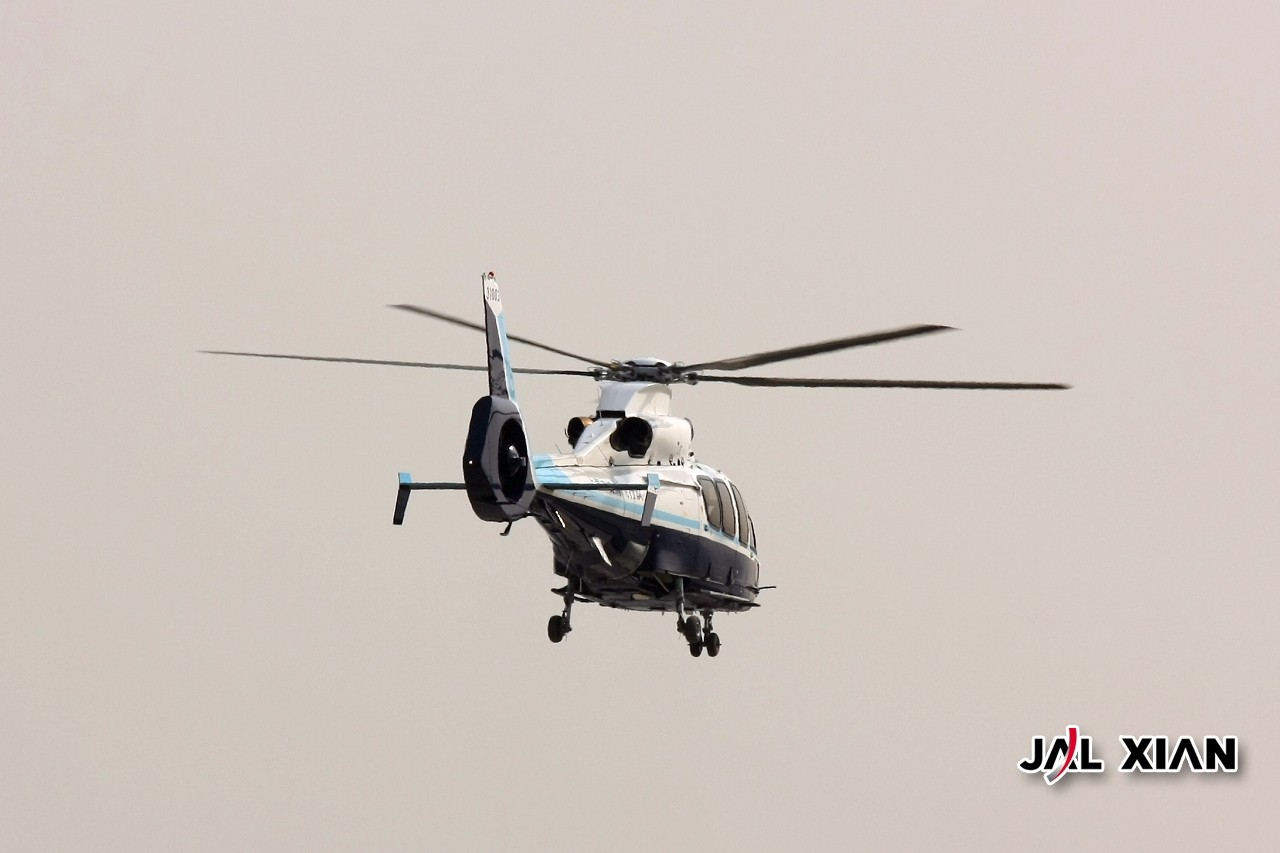 Re:[原创]『JAL XIAN与飞机系列』我在虹桥的一天.2月12号更新 UH-12E B-31001 中国上海虹桥机场
