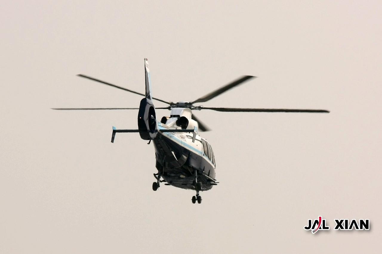 Re:[原创]『JAL XIAN与飞机系列』我在虹桥的一天.2月12号更新 UH-12E  中国上海虹桥机场