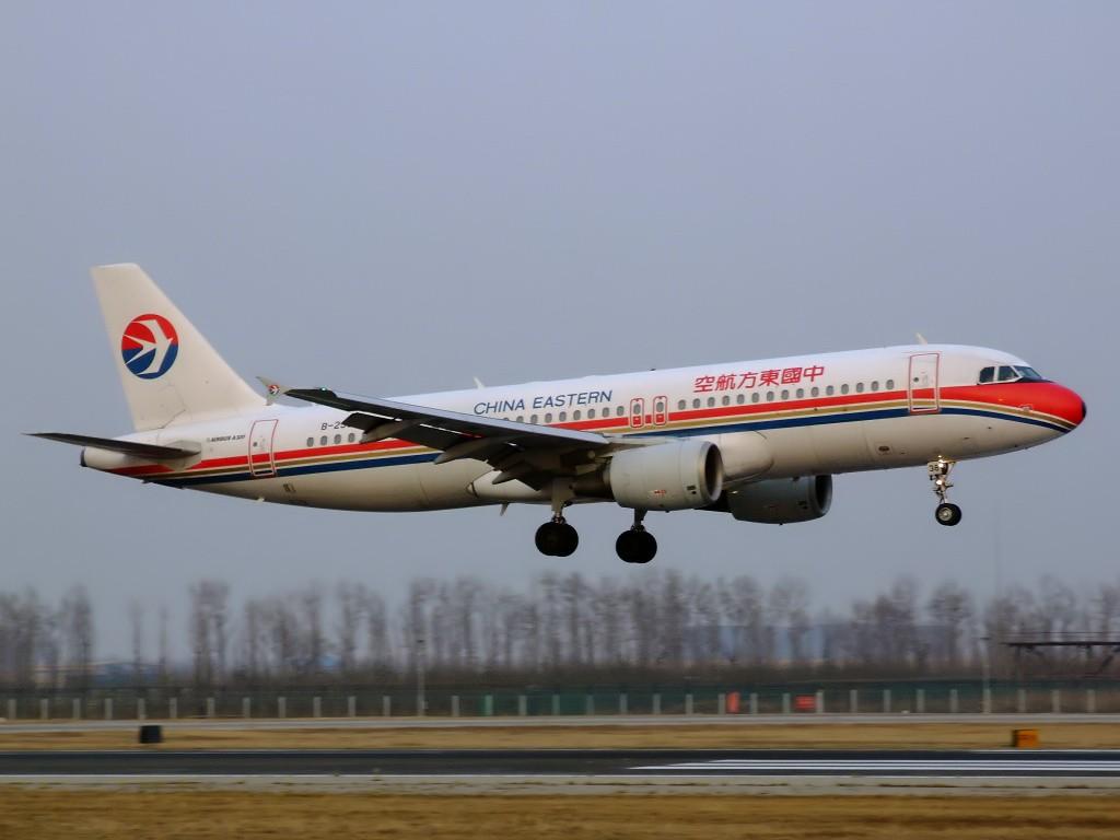 Re:[原创]【深圳打机队】把自己拍过的东航飞机做个小小的总结,欢迎大家按一楼和看图指南里没有出现的飞机编号跟图,我们一起来完善东航飞机系列图! AIRBUS A320-200 B-2338 中国北京首都机场