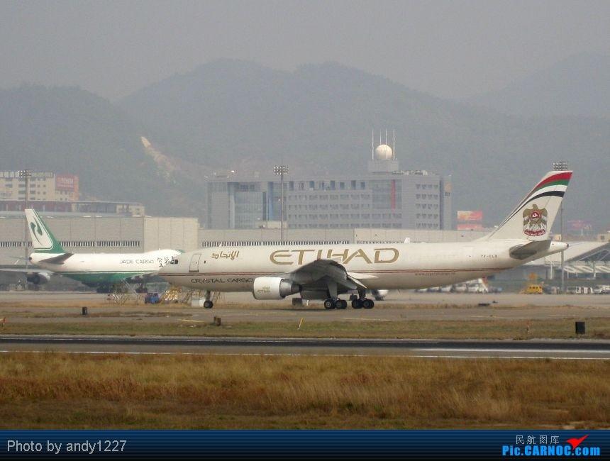 Re:[原创]【2.18-SZX】【蝴蝶兰、南航777、B-2499等...】 AIRBUS A300-600 TF-ELK 中国深圳宝安机场