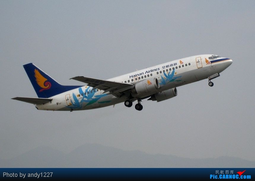 Re:[原创]【2.18-SZX】【蝴蝶兰、南航777、B-2499等...】 BOEING 737-300 B-2579 中国深圳宝安机场