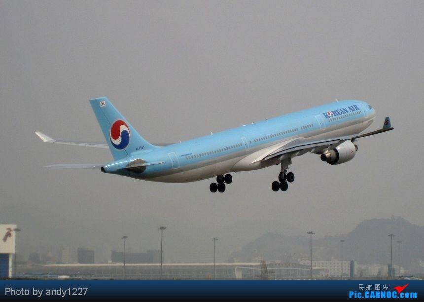 Re:[原创]【2.18-SZX】【蝴蝶兰、南航777、B-2499等...】 AIRBUS A330-300 HL7553 中国深圳宝安机场