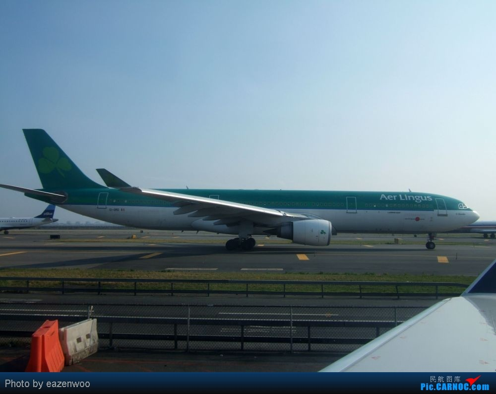 Re:[原创]在JFK的等待中拍机... AIRBUS A330-300 EI-ORD United States NEW YORK NY/NEWARK K