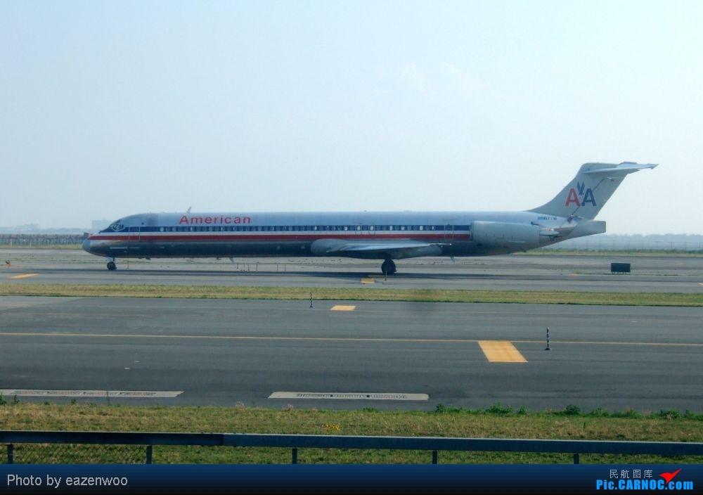 Re:[原创]在JFK的等待中拍机... MCDONNELL DOUGLAS MD-90  United States NEW YORK NY/NEWARK K