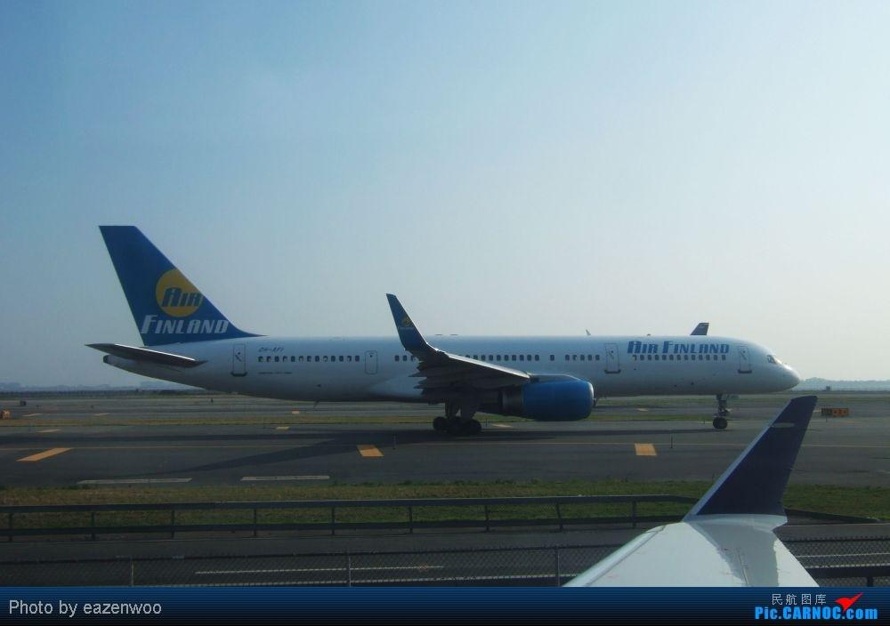 Re:[原创]在JFK的等待中拍机... BOEING 757-200  United States NEW YORK NY/NEWARK K