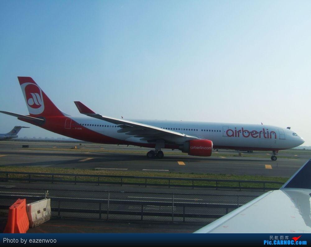 Re:[原创]在JFK的等待中拍机... AIRBUS A330-300  United States NEW YORK NY/NEWARK K