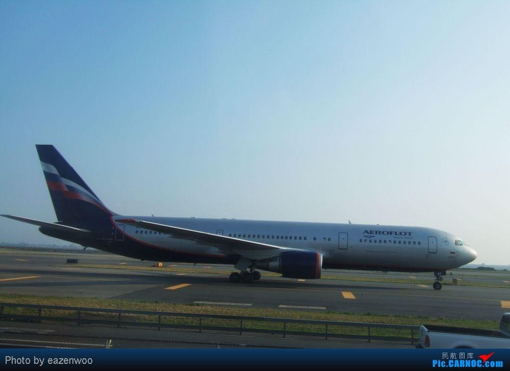 Re:[原创]在JFK的等待中拍机... 767-300 VP-BWV United States NEW YORK NY/NEWARK K