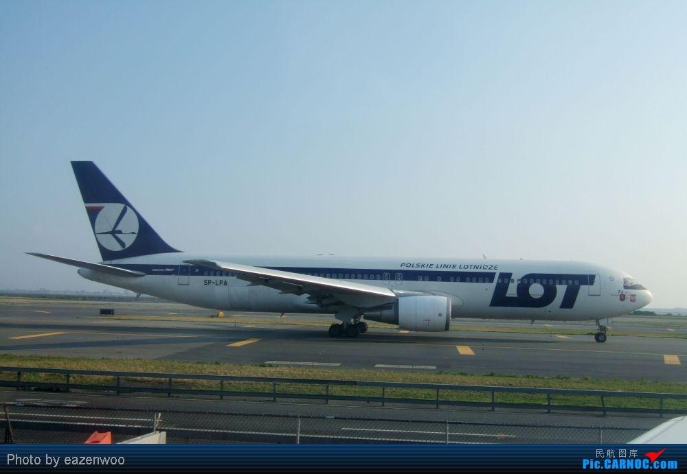 Re:[原创]在JFK的等待中拍机... BOEING 767  United States NEW YORK NY/NEWARK K