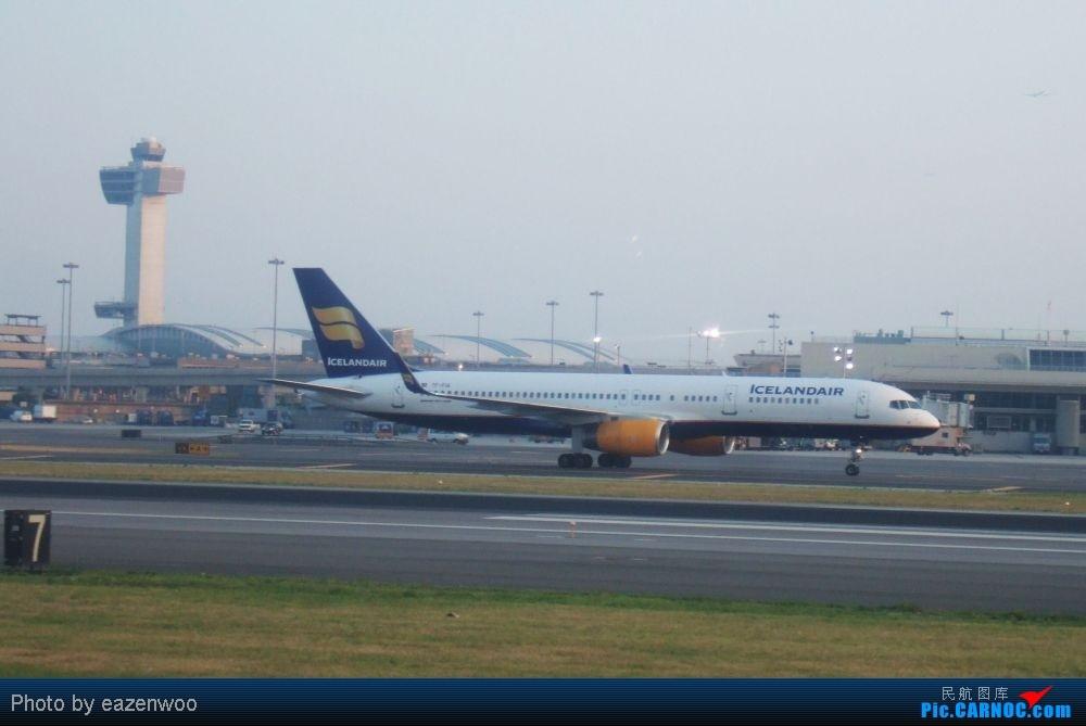 Re:[原创]在JFK的等待中拍机... BOEING 757  United States NEW YORK NY/NEWARK K