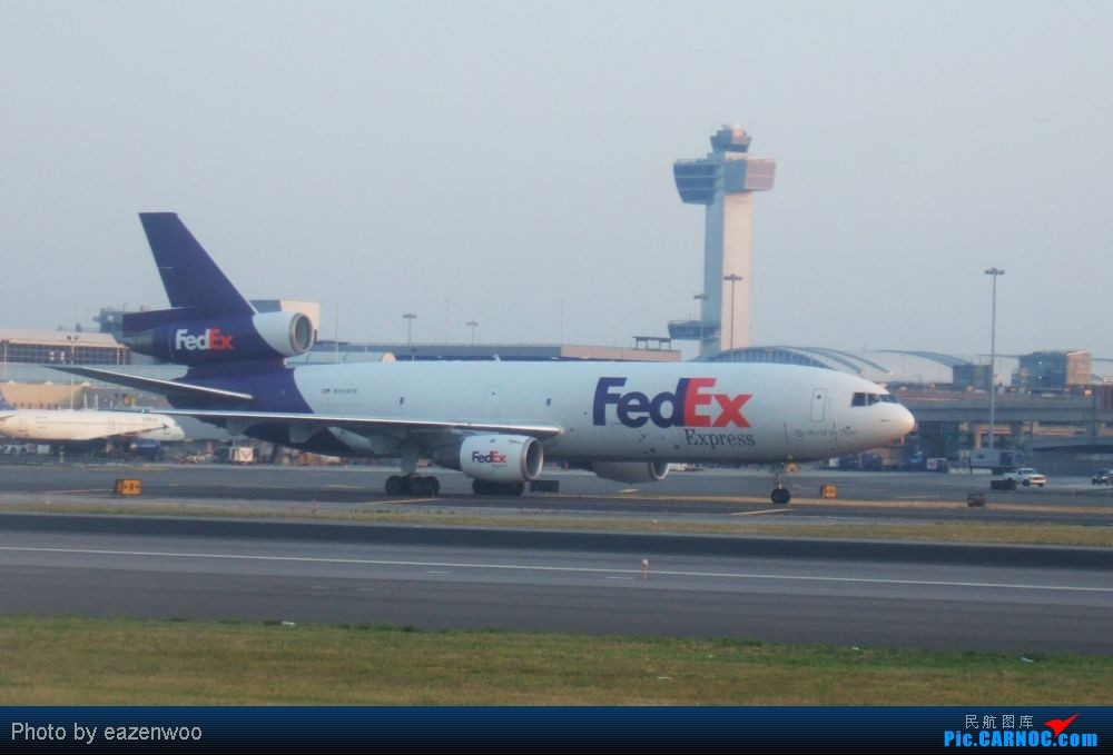 Re:[原创]在JFK的等待中拍机... MCDONNELL DOUGLAS MD-11  United States NEW YORK NY/NEWARK K