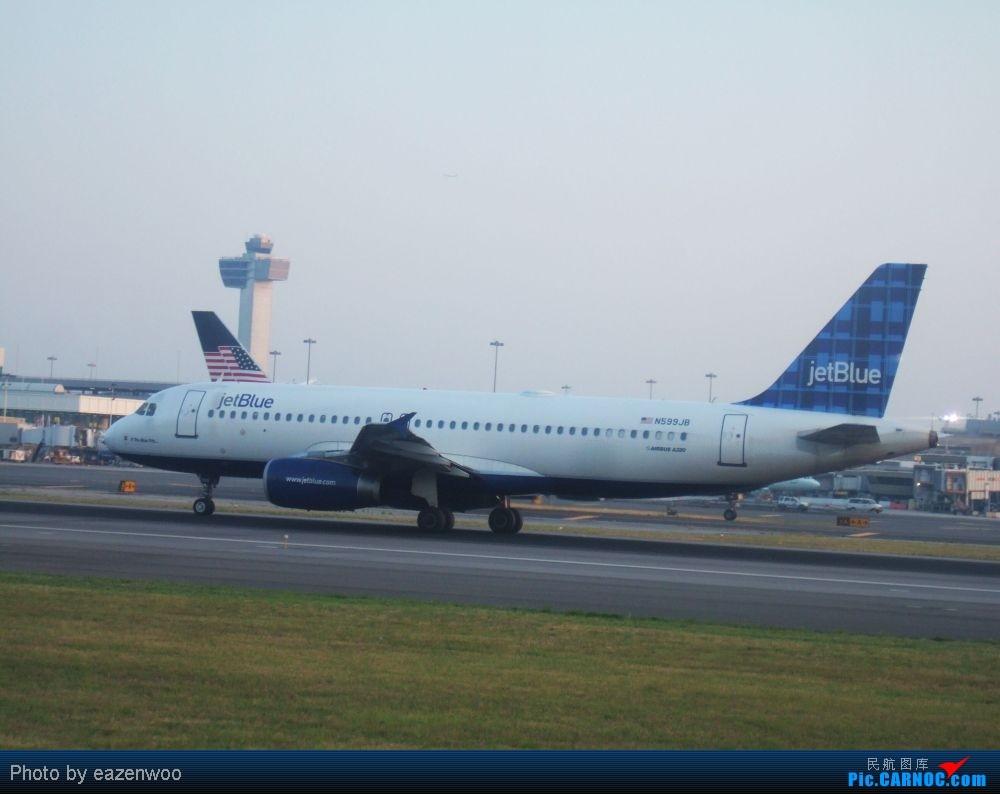Re:[原创]在JFK的等待中拍机... AIRBUS A320-200  United States NEW YORK NY/NEWARK K