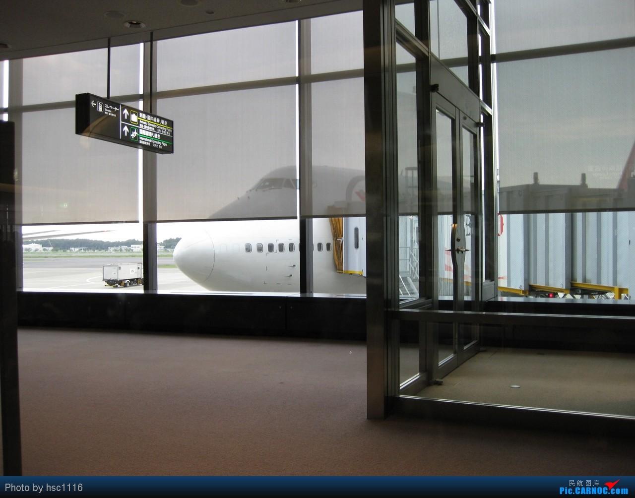 [原创]首次上一张图 BOEING 747-400  Japan TOKYO NARITA