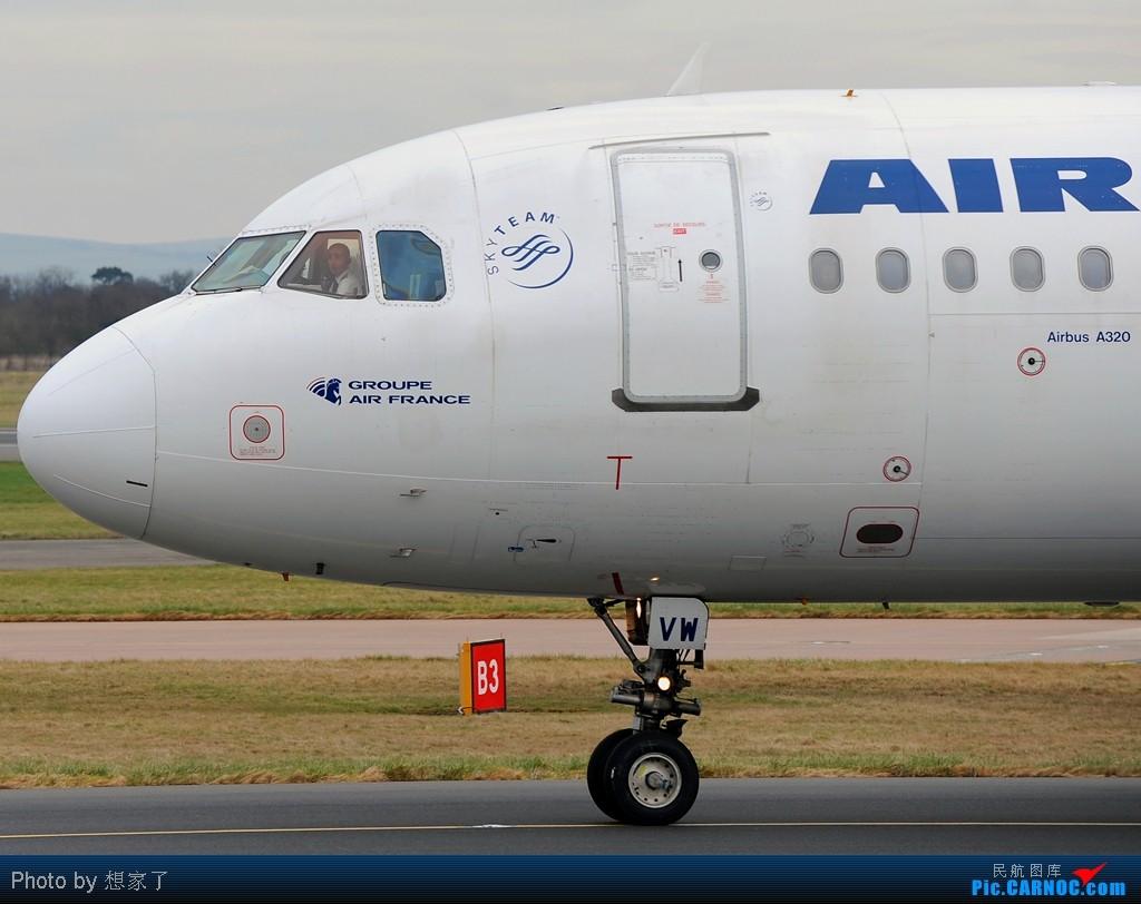 "Re:[原创]曼城---将一英镑的""内场""进行到底(附几张超广角下的拍机阵地) AIRBUS A320-200 F-GJVW Great Britain (UK) MANCHESTER INTL"
