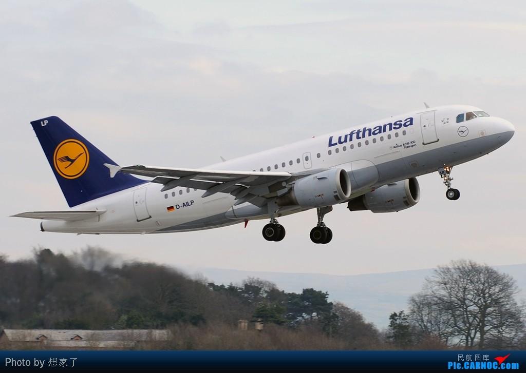 "Re:[原创]曼城---将一英镑的""内场""进行到底(附几张超广角下的拍机阵地) AIRBUS A319-100 D-AILP Great Britain (UK) MANCHESTER INTL"