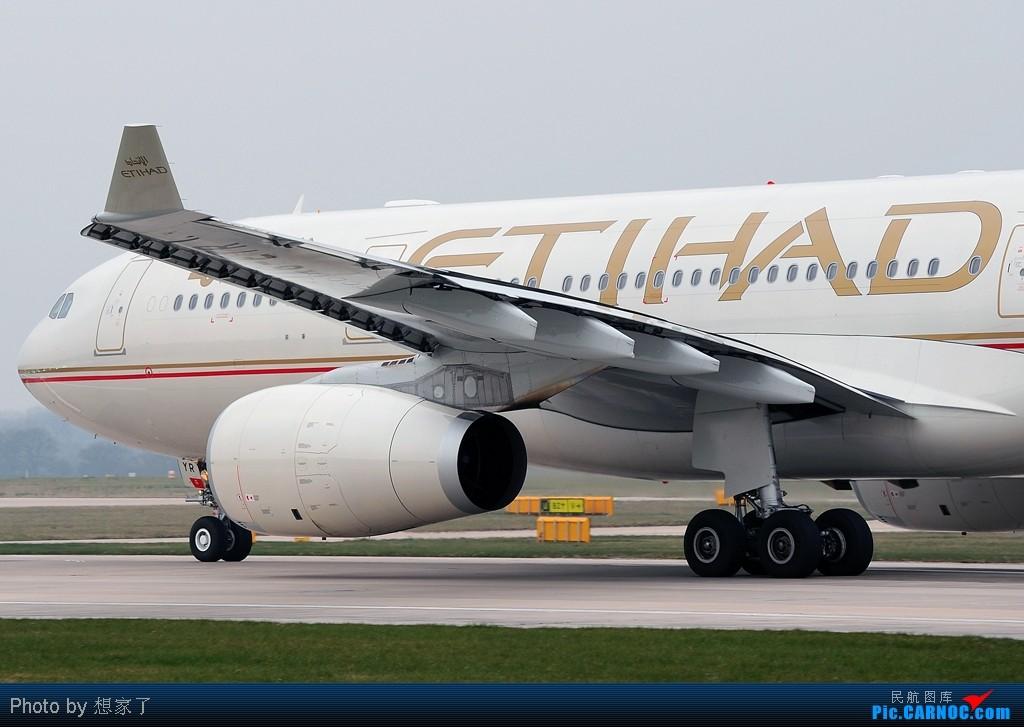 Re:[原创]仅用此帖表达一下与PHU及更多的英国同学一道拍机的希冀(10张图片) AIRBUS A330-200 A6-EYR Great Britain (UK) MANCHESTER INTL