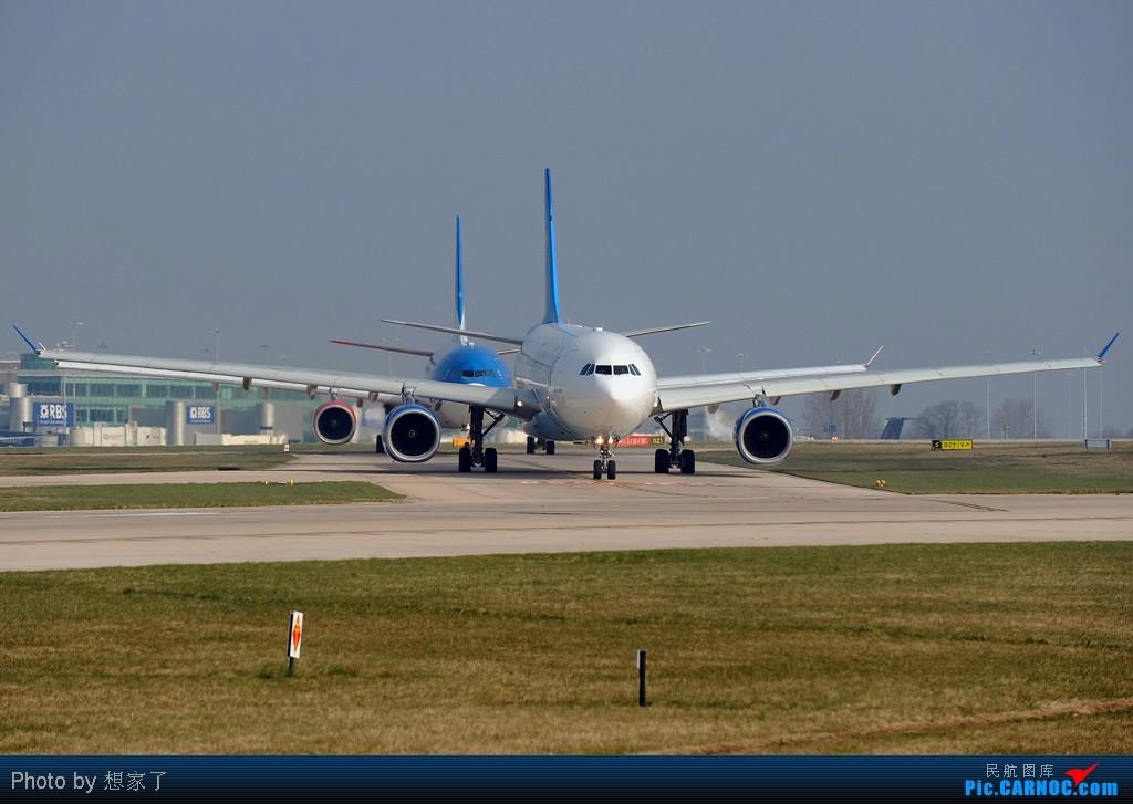 Re:[原创]仅用此帖表达一下与PHU及更多的英国同学一道拍机的希冀(10张图片) AIRBUS A330-200 G-TCXA Great Britain (UK) MANCHESTER INTL