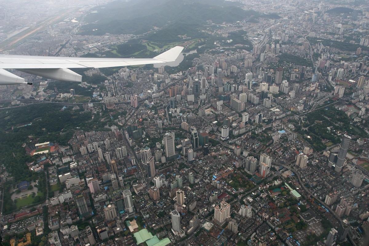 [原创]【CASG】遵照HDZHOU老大的命令,20张图完成本月的任务^_^ AIRBUS A330-200 B-6131 中国广州白云机场