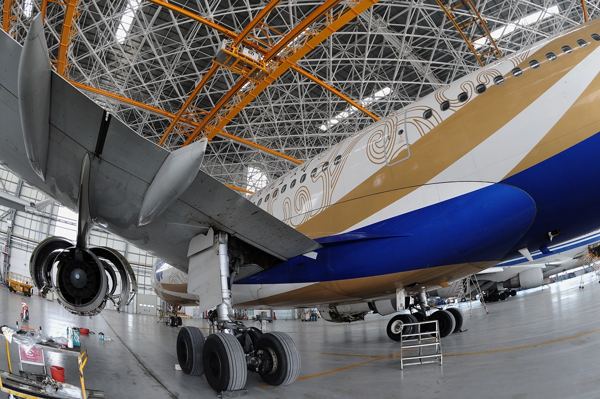Re:[原创]【CASG】遵照HDZHOU老大的命令,20张图完成本月的任务^_^ AIRBUS A330-200 B-6076 中国北京首都机场