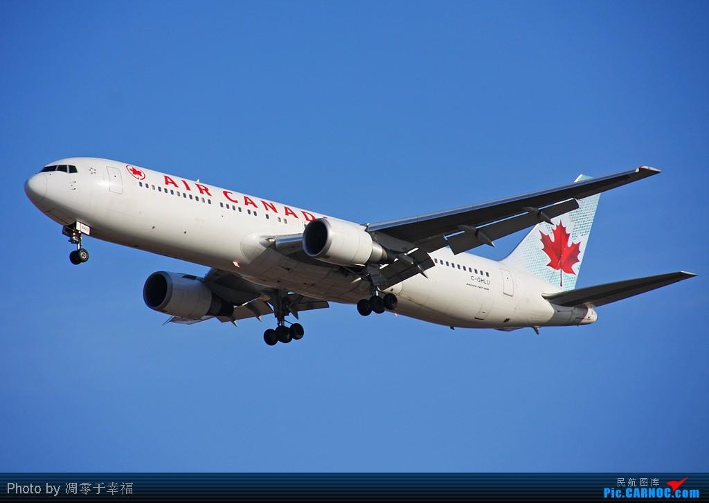 Re:[原创]飞翔--发在三十岁生日前三十天!! BOEING 767-333/ER C-GHLU 中国北京首都机场