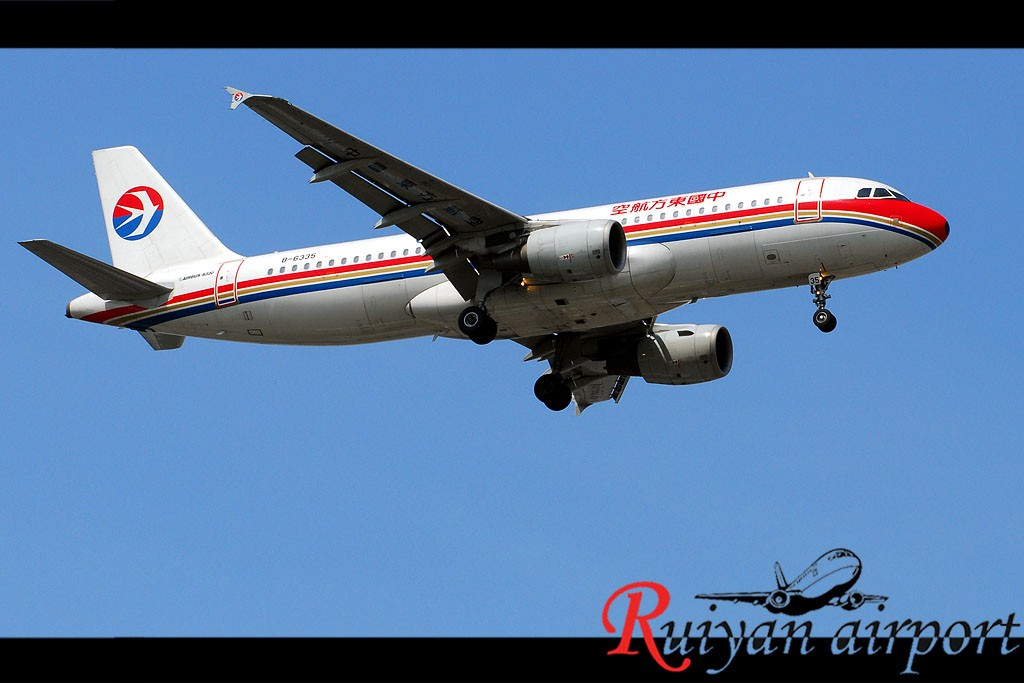 Re:[原创]宁波机场跑道头打飞机 AIRBUS A320-200 B-6335