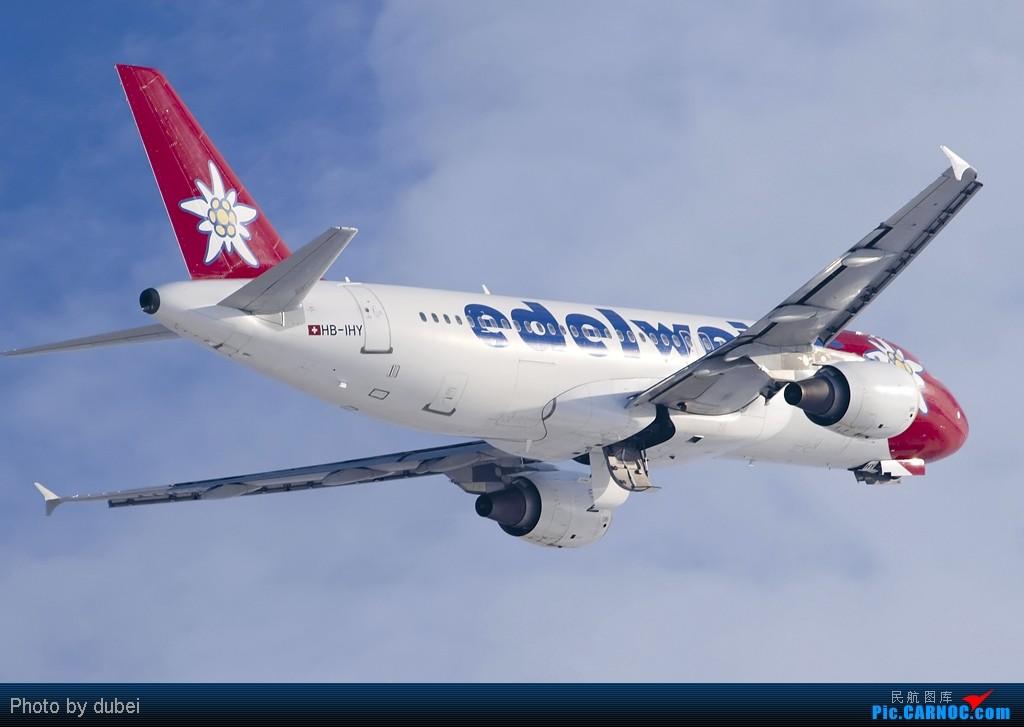 Re:[原创][EASU] 好久没发图了,发点库存,苏黎世的冬天. AIRBUS A320-200 HB-IHY Switzerland ZURICH