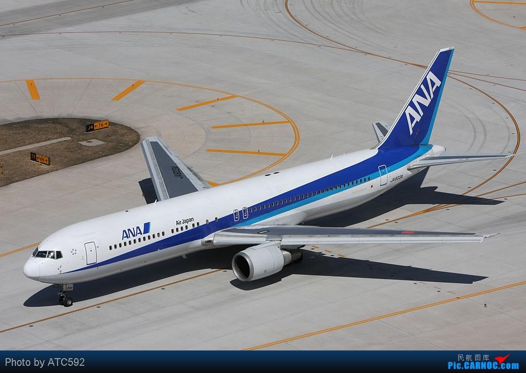 Re:[原创]很久没发帖了,冒个泡。o  O BOEING 767-300 JA603A 中国北京首都机场