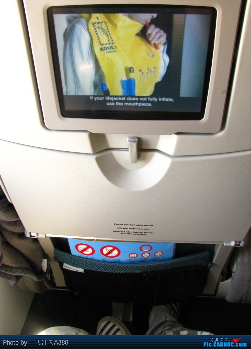 Re:[原创]搭乘新西蘭航太平洋經濟艙【繞著飛回國】MEL-AKL-PVG BOEING 777-219ER ZK-OKD Australia MELBOURNE TULAMARINE