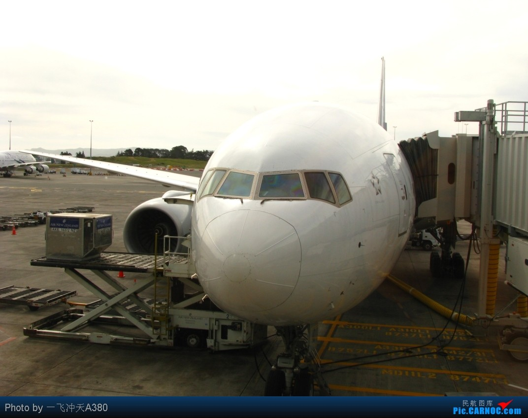Re:[原创]搭乘新西蘭航太平洋經濟艙【繞著飛回國】MEL-AKL-PVG BOEING 777-219ER ZK-OKD AKL