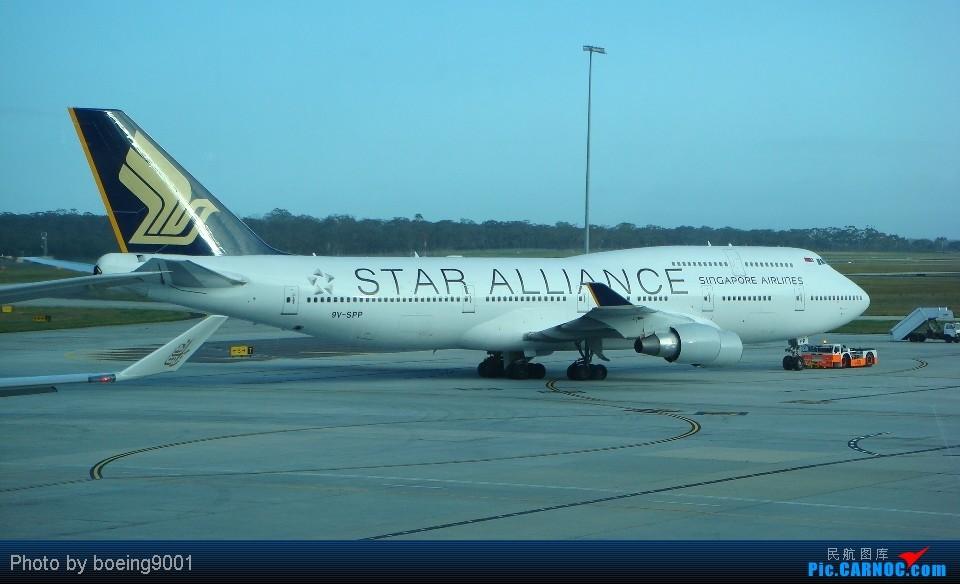 Re:[原创]搭乘新西蘭航太平洋經濟艙【繞著飛回國】MEL-AKL-PVG 747  mel