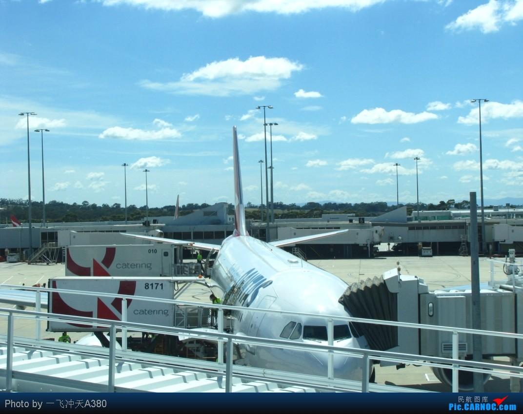 Re:[原创]搭乘新西蘭航太平洋經濟艙【繞著飛回國】MEL-AKL-PVG AIRBUS A330-300  Australia MELBOURNE TULAMARINE