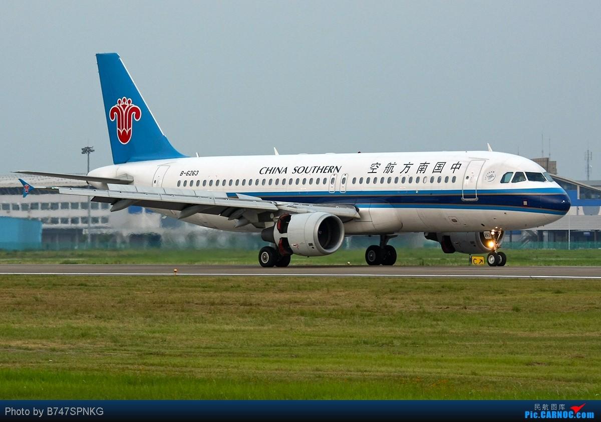 """Re:[原创]【NKG】天热了,凉拌""""白菜""""----两小时搞定八棵! AIRBUS A320-200 B-6263 中国南京禄口机场"""