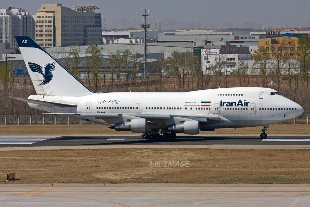 Re:[原创]<老林制造>中货航744,一次拍个够 BOEING 747-SP EP-IAD 中国北京首都机场